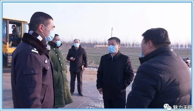 县领导分赴分包区域检查督导疫情防控工作